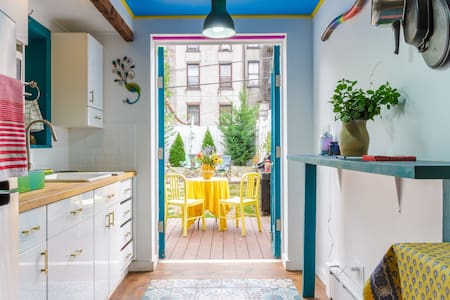 The Artist Retreat in Brooklyn - Brooklyn - Apartment
