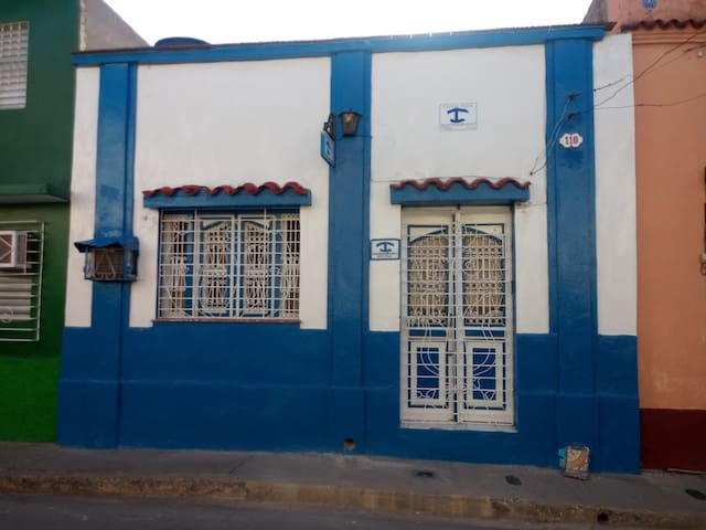 """La casa de Yuyú"""