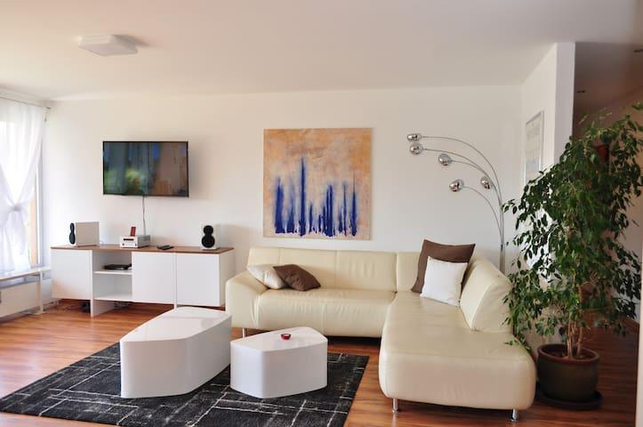 Appartement über Locarno - Brione sopra Minusio - Appartement
