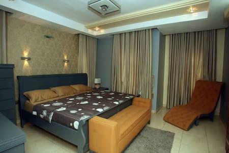 Elegant, fully furnished 4 bedroom penthouse.