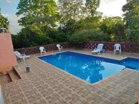 Chácara com piscina em Pilar do Sul