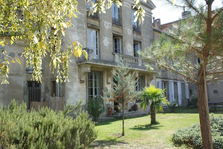 Meditation, vegan delights, yoga, Garden Suite - Chalabre