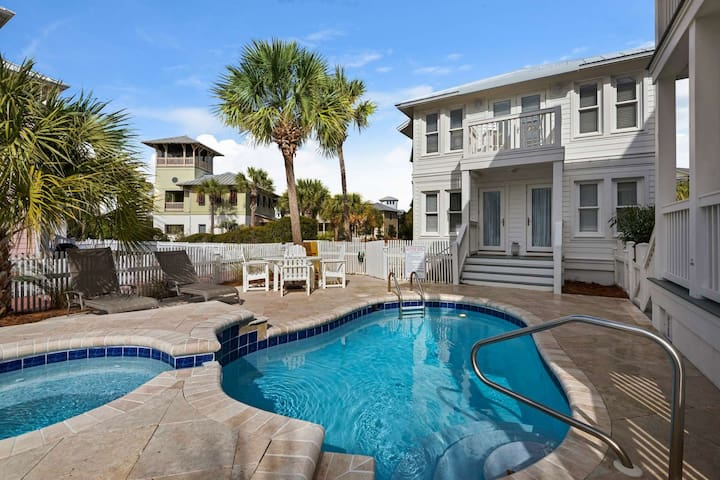 4 Bdrm home in exclusive Carillon Beach. Incls Beach Chairs! Check out sister property Love Shack