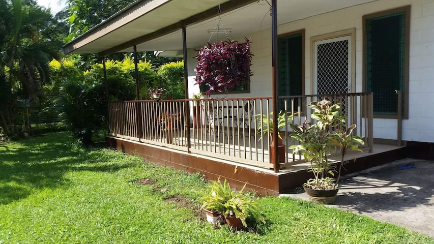2 bedroom secure home Lotopa