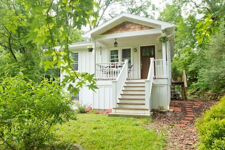 Nature Lover's Retreat W/Asheville - Asheville - Departamento