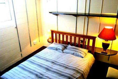 Auckland CBD-Ensuite-Queen Bed-Villa - Auckland - Willa