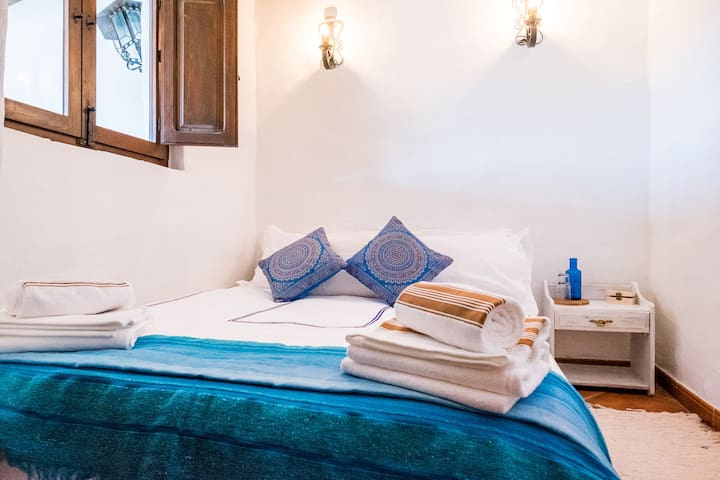 Serenity Holistic House Peace Room - Alfarnatejo