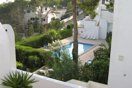 Nice apartment with swiming-pool - Es Figueral - Flat