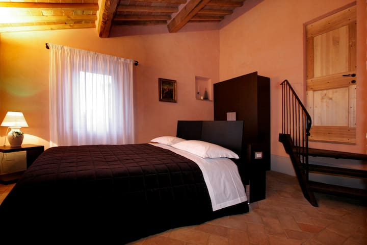 B & B IN MONTEPULCIANO TUSCANY NEAR THE SPA - Sant'Albino