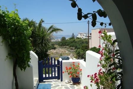 NAXOS JULIA'S MAISONNETTE SEA VIEW - Agkidia - Huis