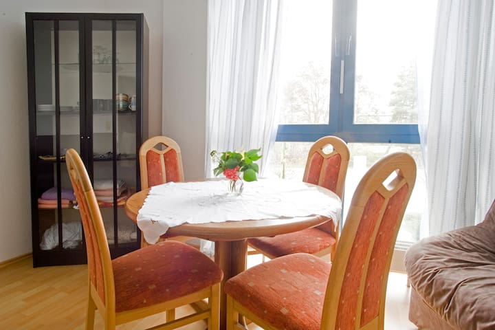 Apartment: Holiday, Fair guests - Rodgau - Pis