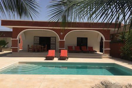 Villa Soleil; un petit paradis - Somone