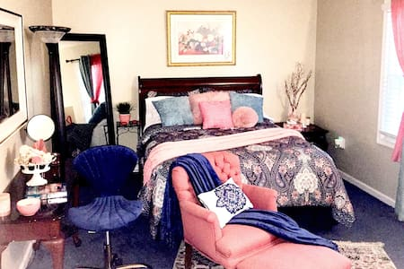 The Retreat Suite - The Haven at Charity House