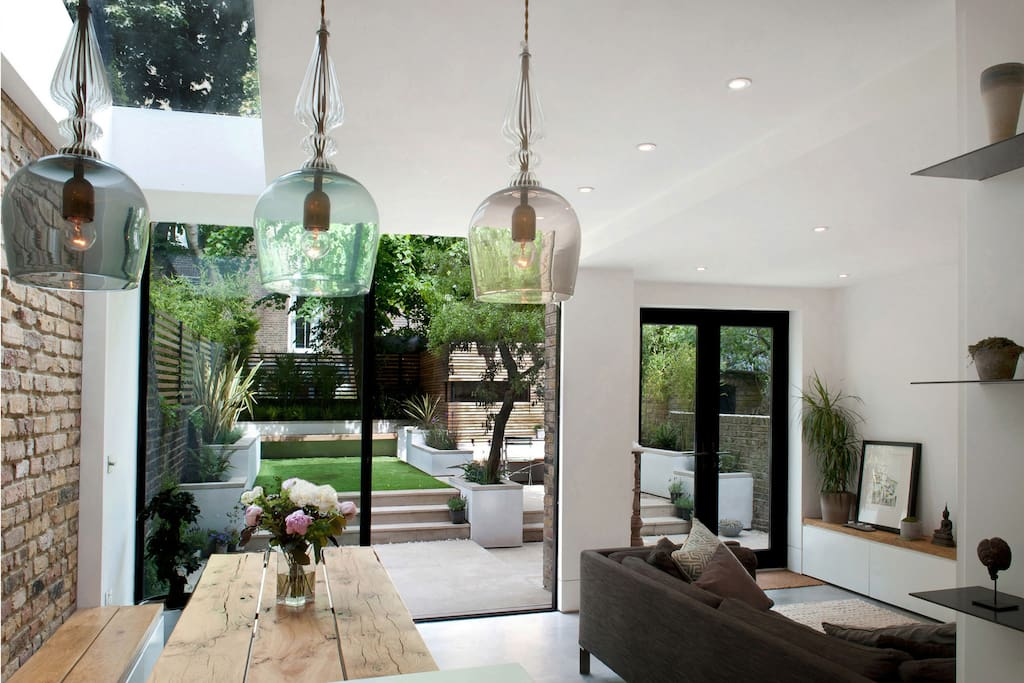 Luxury Notting Hill Garden Flat - Apartments for Rent in ...