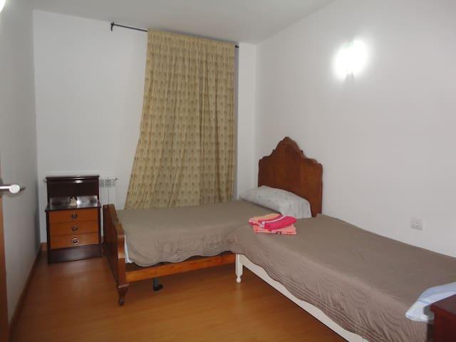 Habitaciòn compartida + wifi - Santander - Apartment