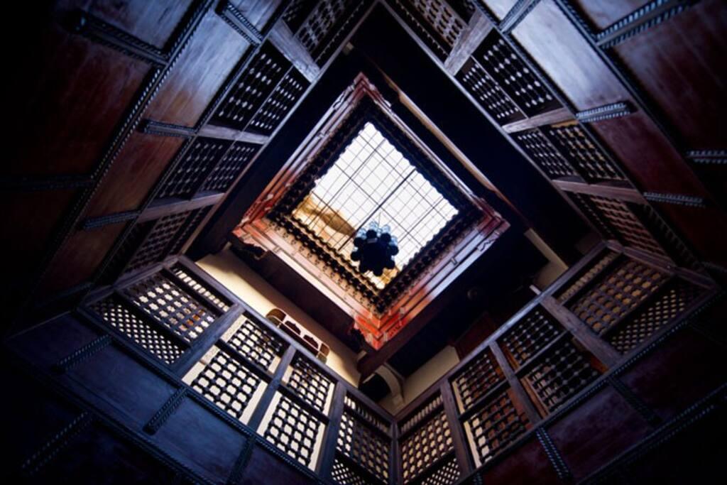 the Hall Dar el yasmine