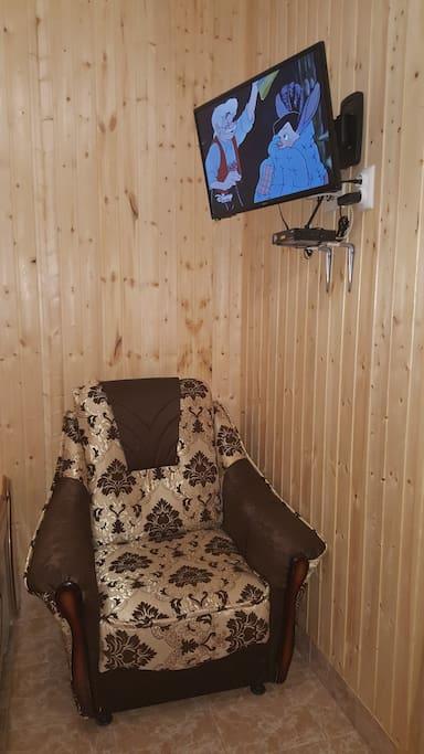 Кресло-кровать 80 см ширина