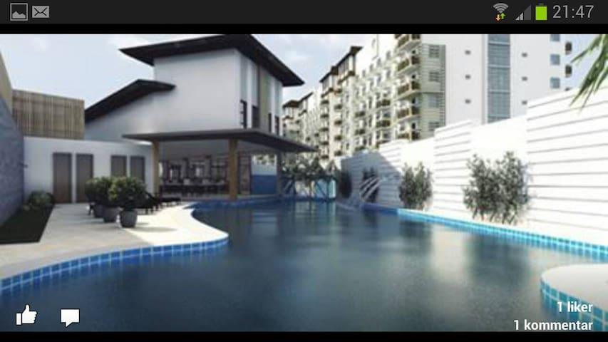 5 star condo Manila-Airbnb approved - City of Muntinlupa - Apartemen