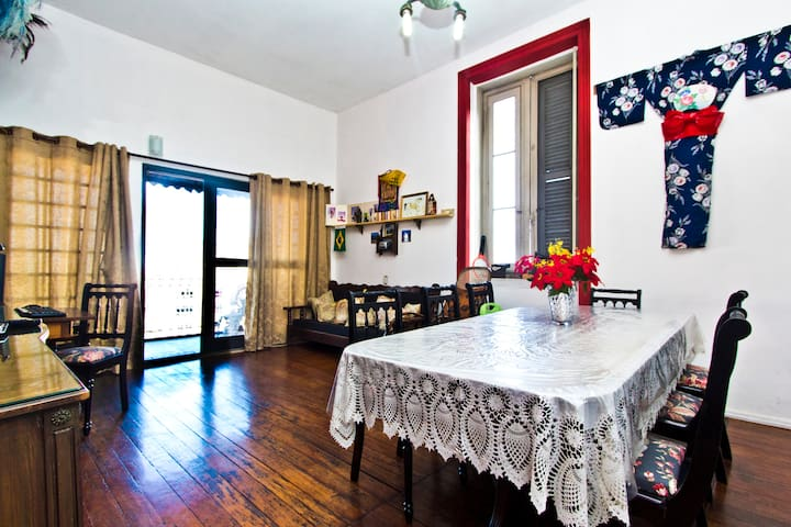 """Location """"10"""" - Sta Teresa/Lapa - ริโอเดอจาเนโร - ที่พักพร้อมอาหารเช้า"""