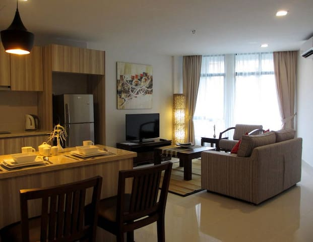 1 Bedroom Apartment @Samsuria Beach Resort Kuantan - Pahang - Wohnung