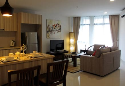1 Bedroom Apartment @Samsuria Beach Resort Kuantan - Appartamento