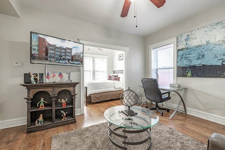 ❤Charming best location Delmar Loop- Wash U