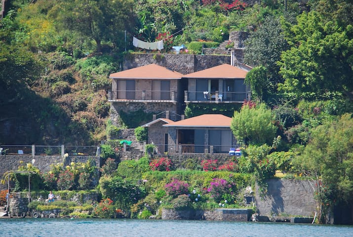 Piece of Heaven Atitlan - Cerro de Oro - House