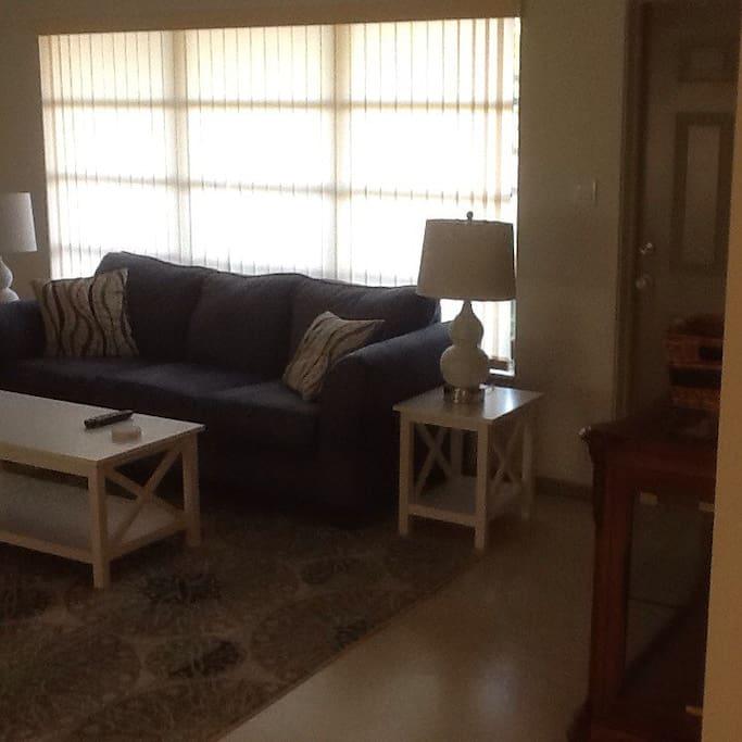 Living Room In Venice Fl