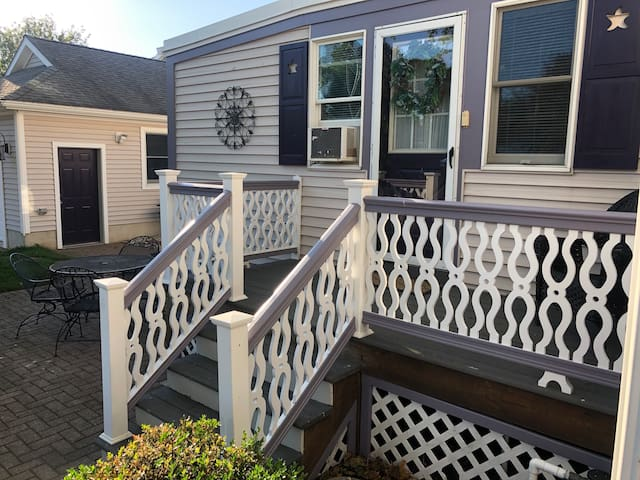 1 BR Private Guest Apt Cape May Island Victorian