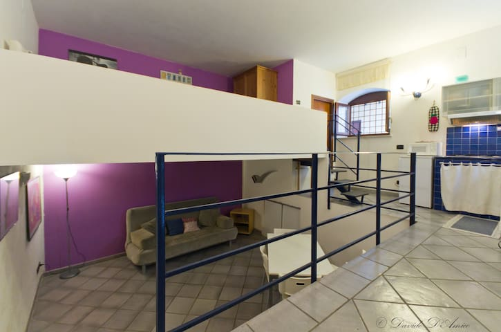 SMALL LOVELY LOFT IN KALSA SQUARE - Palermo - Apartament
