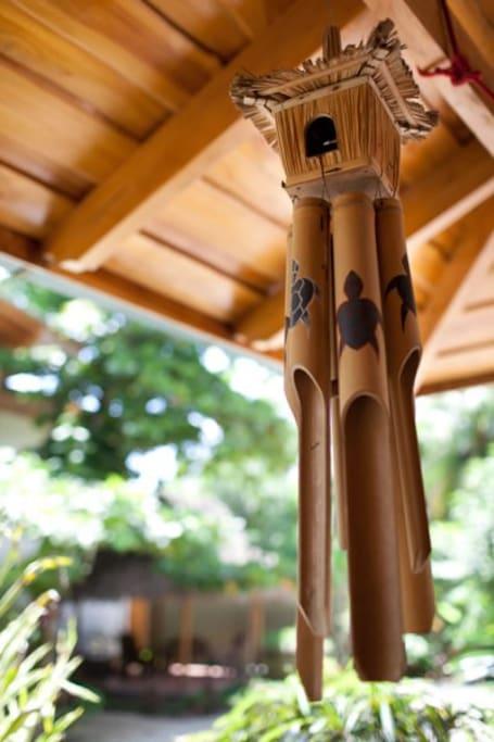 Patio Birdhouse