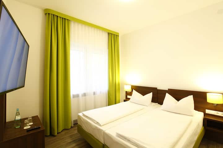 Komfortables Zimmer in Karlsruhe