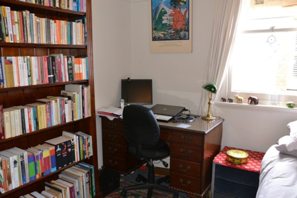 Second bedroom and study