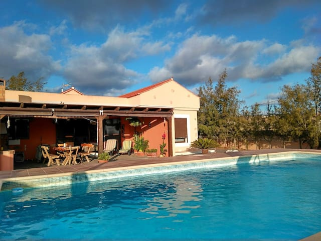 TRAVELLER'S DOBLE ROOM at Villa Natura Pool