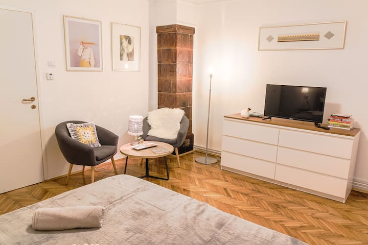 New ! Mamma Mia Apartment, cozy and stylish :)