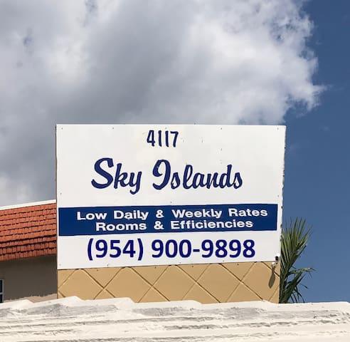 Sky Islands Beach Hotel