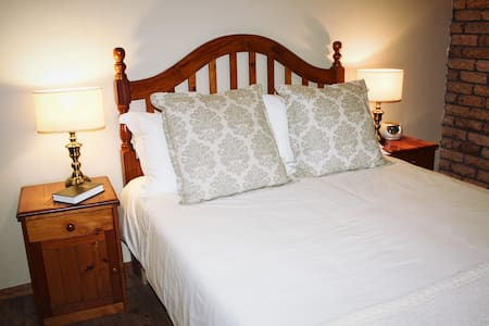 Aan d'Oewer B&B - Aloe Suite - Citrusdal