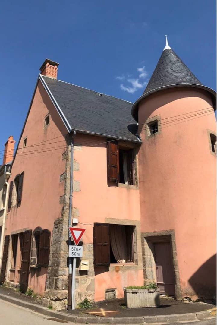 Maison au cœur de Saint Gervais