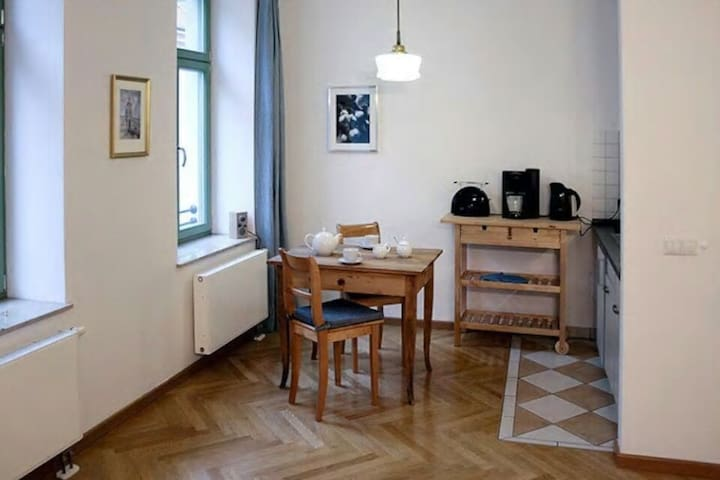 Komfortables Apartment Zwinger - Swalwell - Apartment