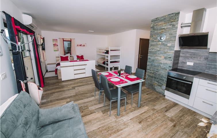 Holiday apartment with 1 room on 42m² in Bled