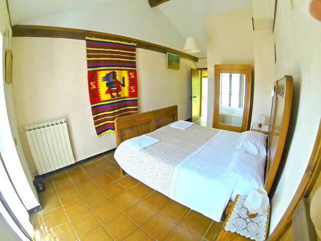 Agriturismo Ca du Chittu: Double Room