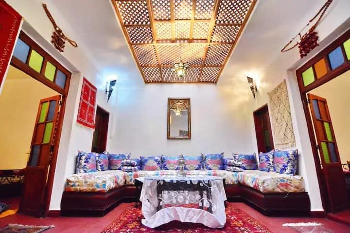 Dar Siham: Chambre Marjane