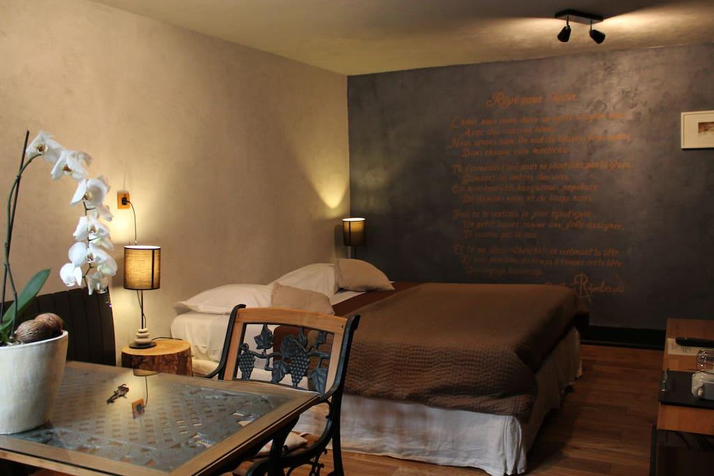 C t chambres r ver pour l 39 hiver chambres d 39 h tes - Chambres d hotes charleville mezieres ...