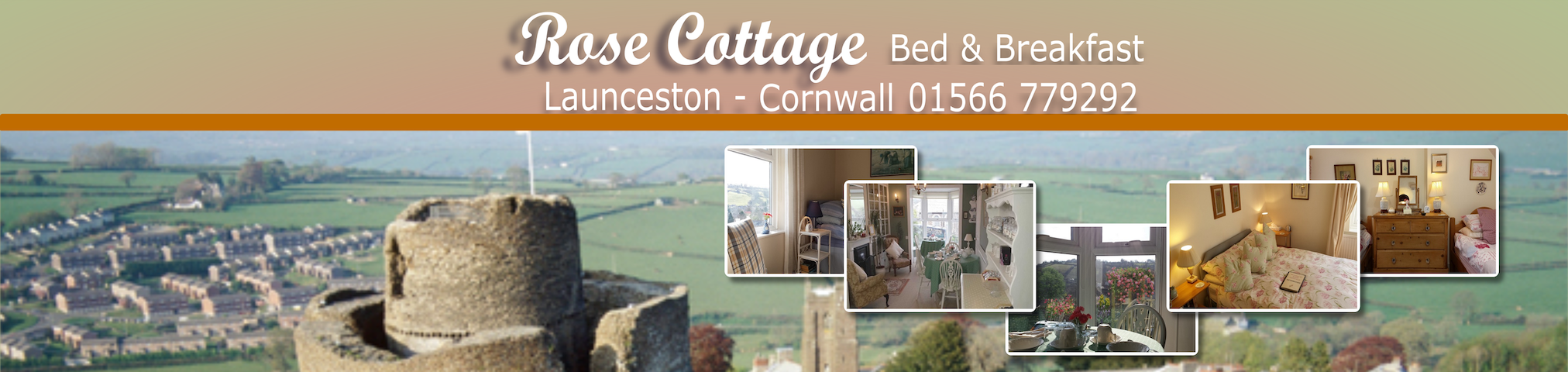 Rose Cottage B & B, launceston - Single Room