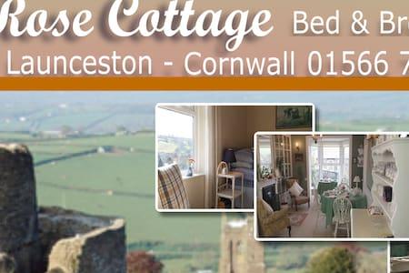 Rose Cottage B & B, Launceston - Twin Room