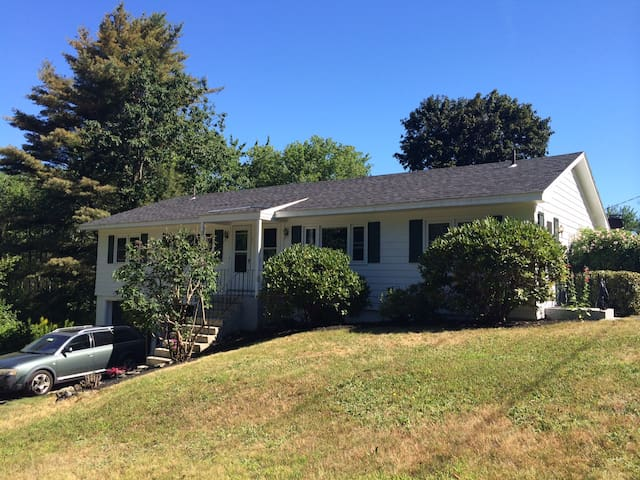 August Summer Vacation Rental in Rye, NH - Rye - Hus
