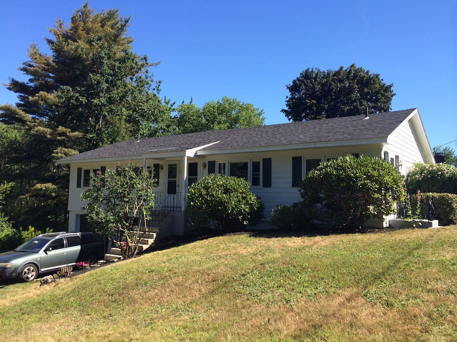 August Summer Vacation Rental In Rye Nh Houses For Rent