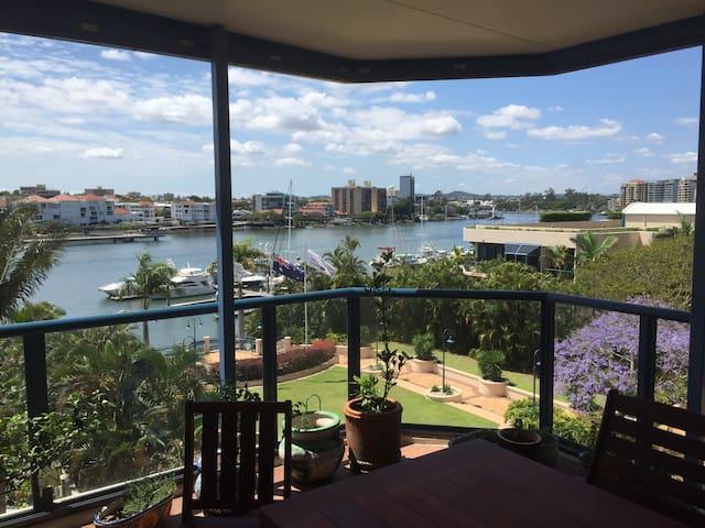 Luxury living in Kangaroo point - Kangaroo Point - Appartamento