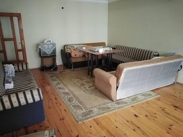 Günlük kiralık misafir salonu