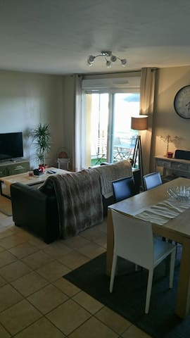 Charmant t2 centre avec parking - Limoges - Apartment